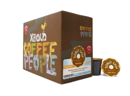 Coffee People Donut Shop Coffee K-Cups by Coffee People K-Cups