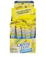 Crystal Light Lemonade On The Go