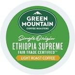 Green Mountain Fair Trade Ethiopia Supreme
