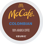 McCafe Colombian Coffee
