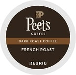 Peet's French Roast K-Cups