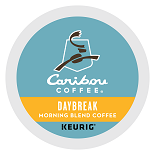 K-Cup Caribou Daybreak Morning Blend