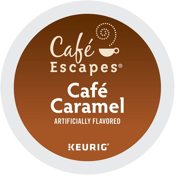 Cafe Escapes Cafe Caramel