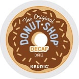 Coffee People DECAF Donut Shop
