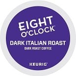 Eight O'Clock Dark Italian Roast Coffee