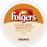 Folgers Caramel Drizzle? K-Cup Coffee