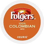 Folgers 100% Colombian
