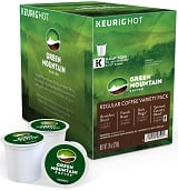 Green Mountain Regular Variety K-Cup? Sampler