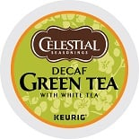 Celestial TEA DECAF Green tea