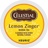 Celestial TEA Lemon Zinger