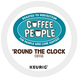 Coffee People 'ROUND THE CLOCK