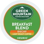 Green Mountain DECAF Breakfast Blend