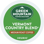 Green Mountain Fair Trade Vermont Country Blend