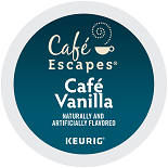 Cafe Escapes Cafe  Vanilla