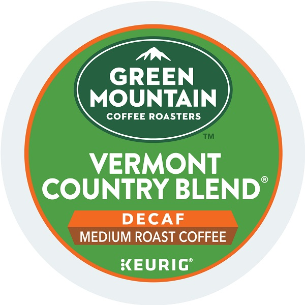 Green Mountain DECAF Vermont Country Blend