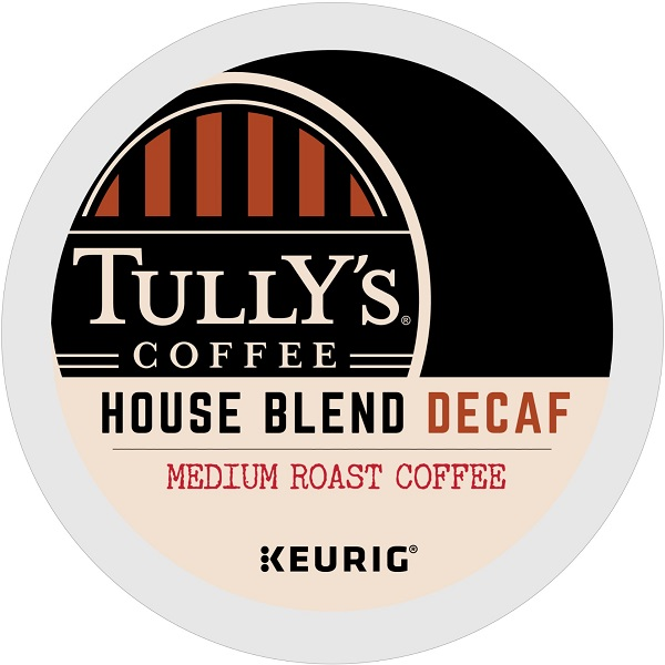 Tully's DECAF House Blend