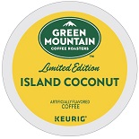 Limited Edition Fair Trade Island Coconut