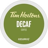 Tim Hortons Decaf Coffee