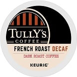 Tully's DECAF French Roast