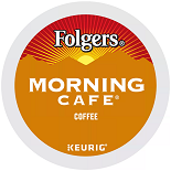 Folgers Morning Cafe
