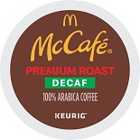 McCafe DECAF Premium Roast Coffee