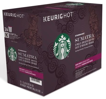Starbucks French Roast K-Cups