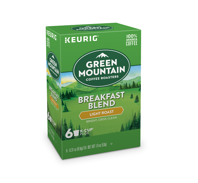 FREE K-CUP PODS