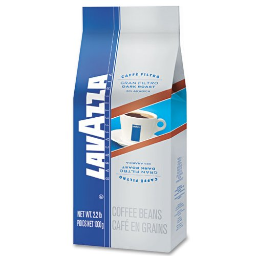 Lavazza Gran Filtro Whole Bean 2.2lb
