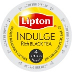 Lipton? Indulge Black Tea K-Cups