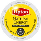 Lipton Natural Energy Tea K-Cups