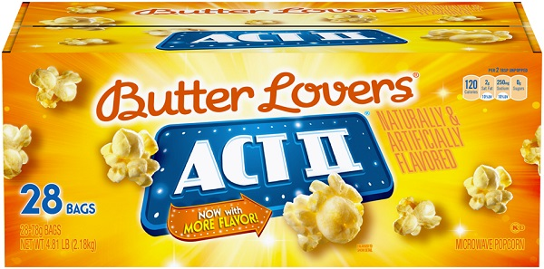 ACT II Butter Lovers