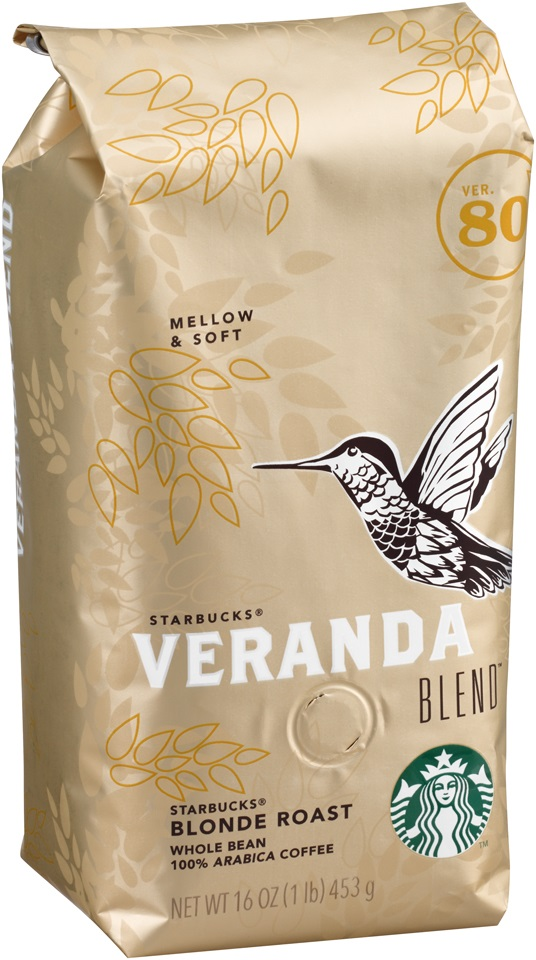 Starbucks Breakfast Blend Whole Bean