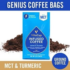 Vita Cup GENIUS GROUND COFFEE