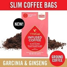 Vita Cup SLIM GROUND COFFEE