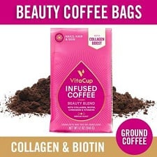 Vita Cup BEAUTY GROUND COFFEE