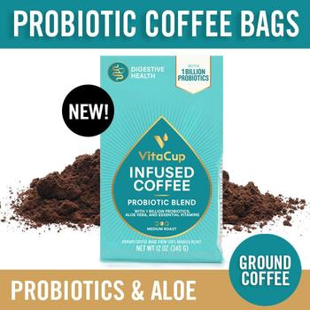Vita Cup PROBIOTIC GROUND COFFEE